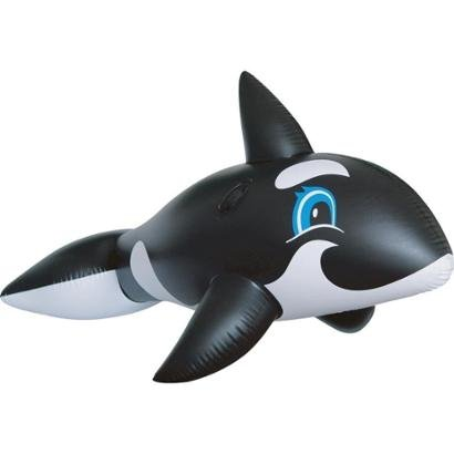 Bote Intex Inflável Orca Gigante - Unissex