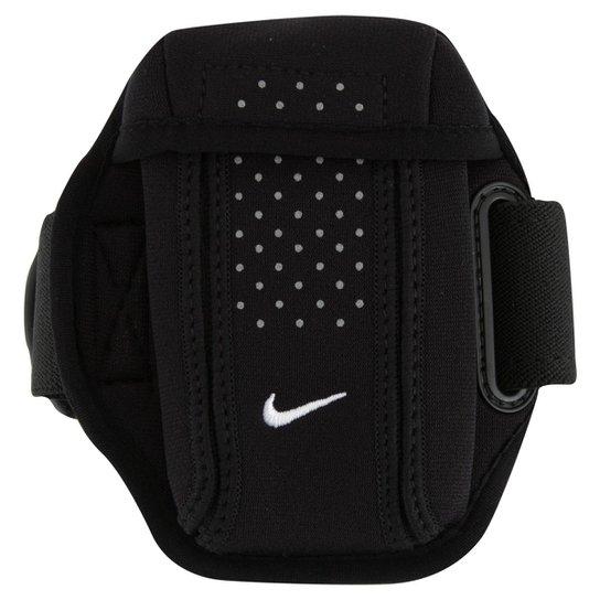 Braçadeira Nike 6,5x10 cm - Preto