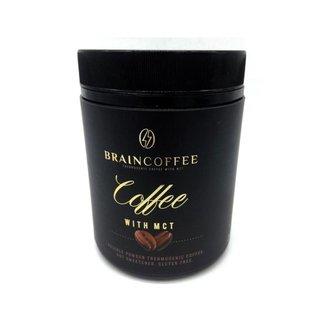 BrainCoffee Café Termogênico com MCT  200g