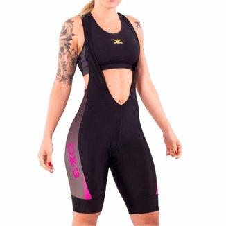 Bretelle DX3 CYCLE Feminino Ciclismo 86002