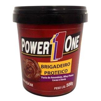 Brigadeiro Proteico - 500g - Power1One