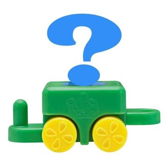Brinquedo Bob O Trem Letras Sortidas Unitario da Fun 84155