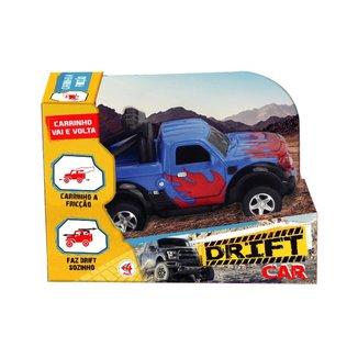 Brinquedo Carrinho Drift Car Vai E Volta Da Polibrinq Car701