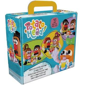 Brinquedo Criando A Família Cabeça De Batata Da Hasbro F1077