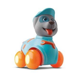 Brinquedo Diver Dog Cachorrinho Ref.8094 Azul Cla