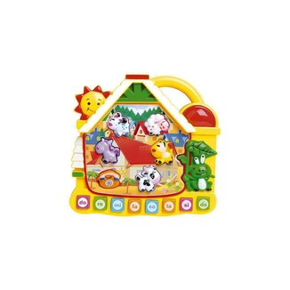 Brinquedo Educativo Paradise Casinha - Dm Toys