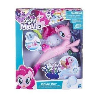 Brinquedo My Little Pony Com Mecanismo Pônei Sereia C0677