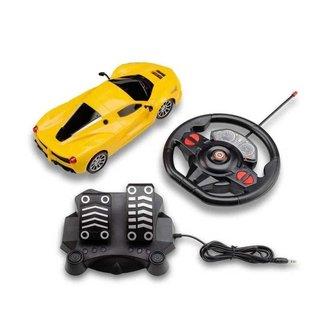 Brinquedo Racing Control Speed X Multikids 1:16 -