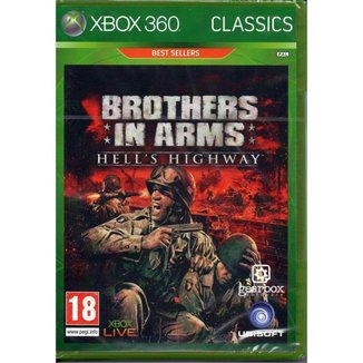 Brothers in Arms: Hell's Highway (Classics) - Xbox 360