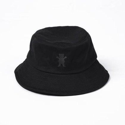 Bucket Grizzly Og Bear Velvet Hat