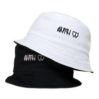 Bucket Hat Chapéu Anth Co Dupla Face