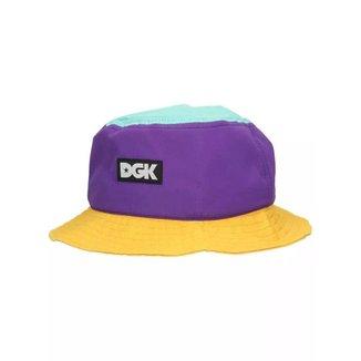 Bucket Hat Dgk Gooms Block Dupla Face