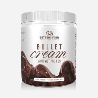 Bullet Cream com MCT e FOS 240g BetterLife