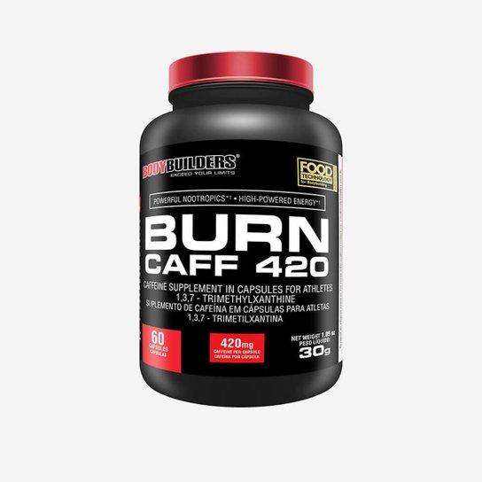BURN CAFF 420 - BODYBUILDERS 60 CAPS -