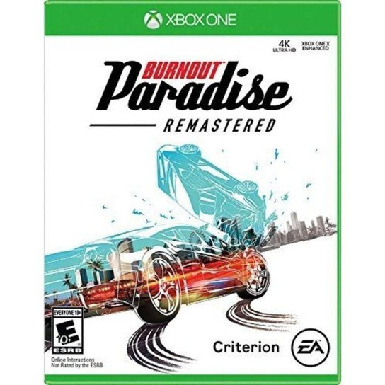 Burnout Paradise Remastered - Xbox One - Incolor