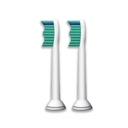 Cabeça De Escova De Dente Philips Proresults - Branco