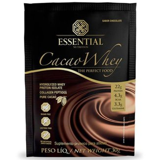 Cacao Whey  Essential Nutrition  30g
