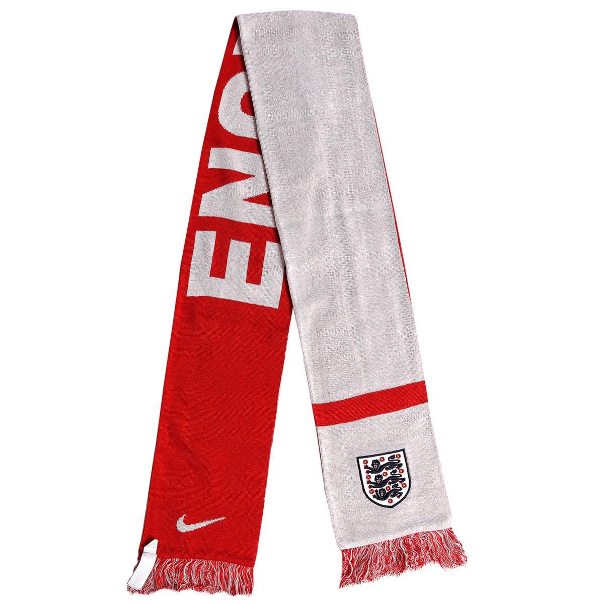 d3203e59960c6 Cachecol Nike Seleção Inglaterra Supporters - Compre Agora