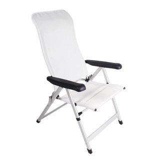 Cadeira Alumínio Textilene Piscina Jardim Varanda Bel