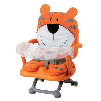 Cadeira de Alimentação Dican até 15kg Tigre Laranja