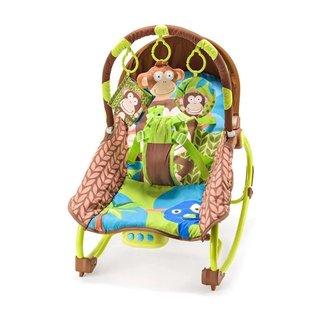 Cadeira de Descanso para Bebês Multikids Macaco -