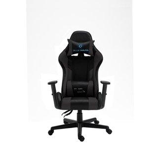 Cadeira de escritório Gamer Ergonômica Giratória Reclinável 180 Graus
