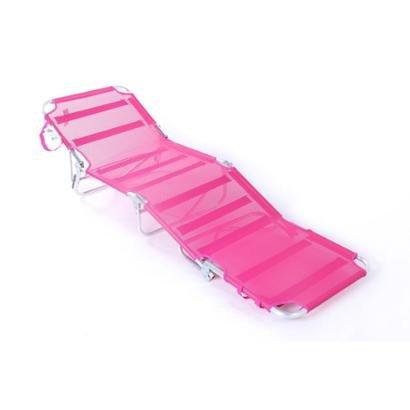 Cadeira Espreguiçadeira Alumínio 3 Posições Bel Lazer - Unissex