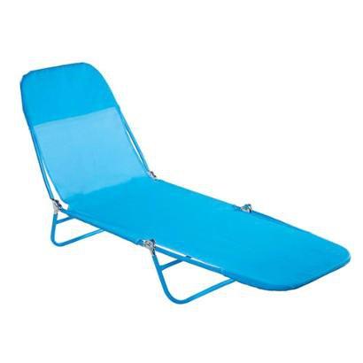 Cadeira Espreguiçadeira Textiline Fashion - Unissex
