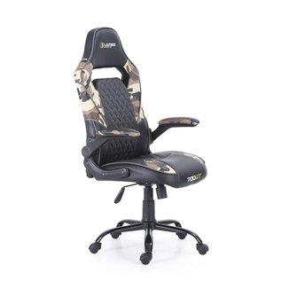 Cadeira Gamer Escritório Lambo Sports 700GT X20 Camouflage Ergonômica Giratória Altura Ajustável