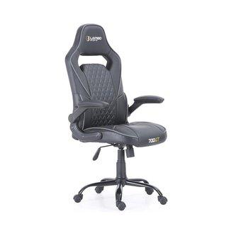 Cadeira Gamer Escritório Lambo Sports 700GT X20 Carbon Ergonômica Giratória Altura Ajustável