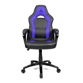 Cadeira Gamer Mancer Harpy, Preto e Azul, MCR-HRP01-BLUE