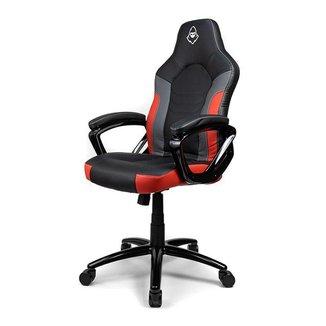 Cadeira Gamer Mancer Harpy SE, Preto e Vermelho, MCR-HRPSE-RED