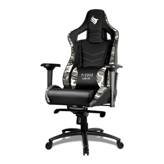 Cadeira Gamer Pichau BUKHARA Arctic Camo Edition OT-R90-ARCTIC