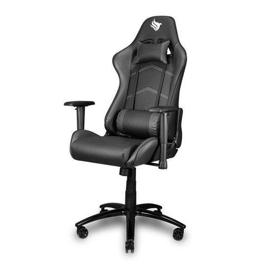 Cadeira Gamer Pichau Donek Preta, BY-8188-PRETO - Preto