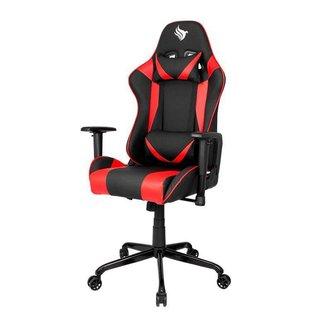 Cadeira Gamer Pichau Hask Vermelha, BY-8148RED
