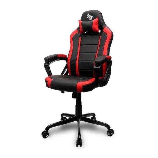 Cadeira Gamer Pichau Mooke Vermelho, BY-8214-RED - Vermelho