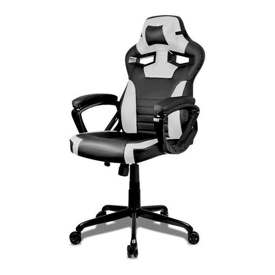 Cadeira Gamer Pichau Shield  BY-8095WHITE - Branco