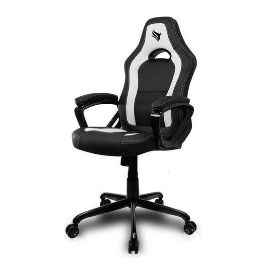 Cadeira Gamer Pichau Tippler  BY-8105- - Branco
