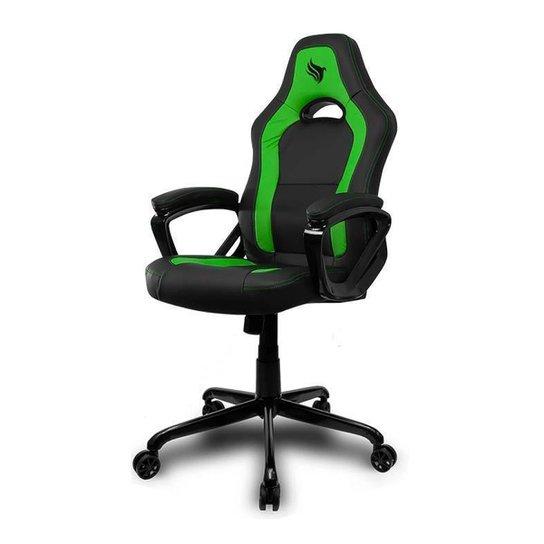 Cadeira Gamer Pichau Tippler  BY-8105- - Verde