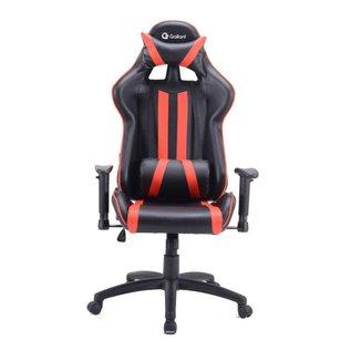 Cadeira Gamer Pro Reclinável Base Giratória Gallant Preto/Vermelho