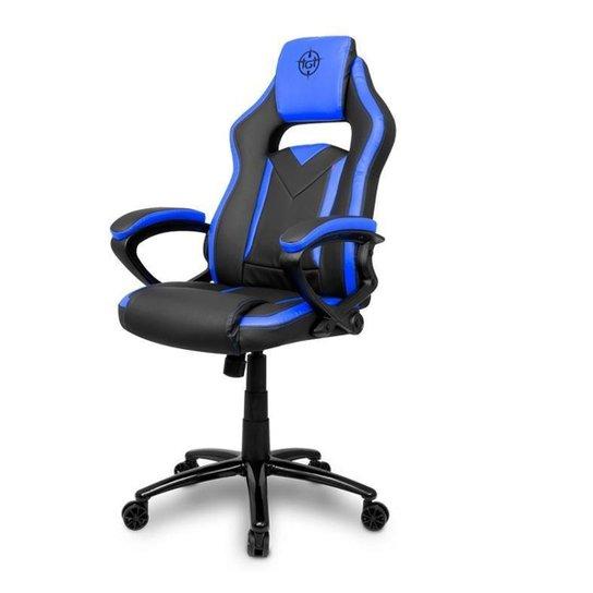 Cadeira Gamer TGT Blade Azul, TGT-BLD-BLUE - Azul