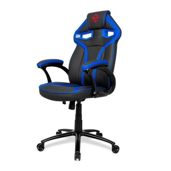 Cadeira Gamer TGT Centurion  TGT-CEN-BLUE - Azul