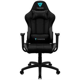 Cadeira Gamer Thunderx3 EC3 - Encosto Reclinável de 180° - Construção em Aço - Preto - 67998