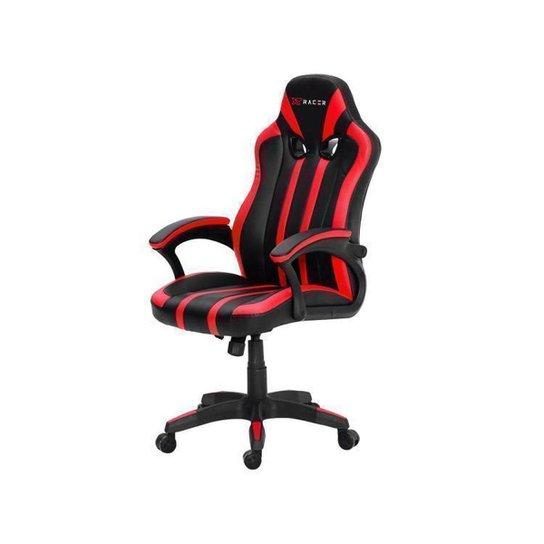 Cadeira Gamer XT Racer Reclinável - Preto+Vermelho