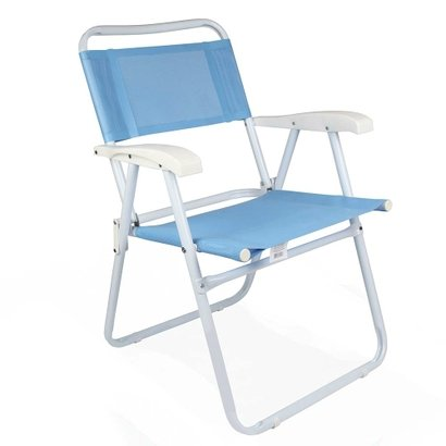Cadeira Master Aço Fashion - Unissex