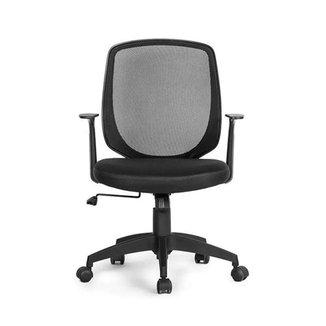 Cadeira Office Mid com Braços Fixos Multilaser
