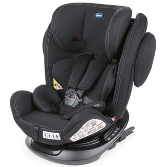 Cadeira para Auto Chicco Unico Plus 360º de 0 a 36 Kg Isofix 4 em 1 Preto