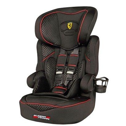 A Cadeira Para Auto - Beline SP - Ferrari Black possui a garantia e o alto fec800655f9