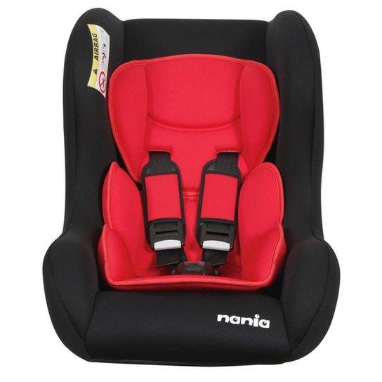 Cadeira Para Auto Nania Trio Accès 0 Até 25Kg Vermelha - Vermelho