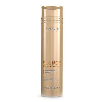 Cadiveu Blonde Reconstructor Blonde Keeper - Shampoo Reconstrutor 250ml